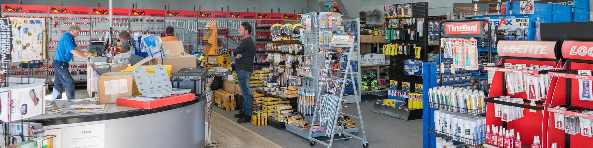 Gippsland Bearing Supplies Sale store interior