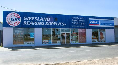 Gippsland Bearing Supplies Morwell store