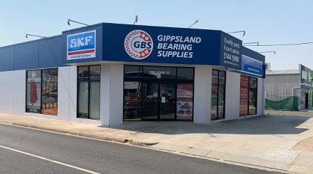 Gippsland Bearings Supplies Sale store exterior