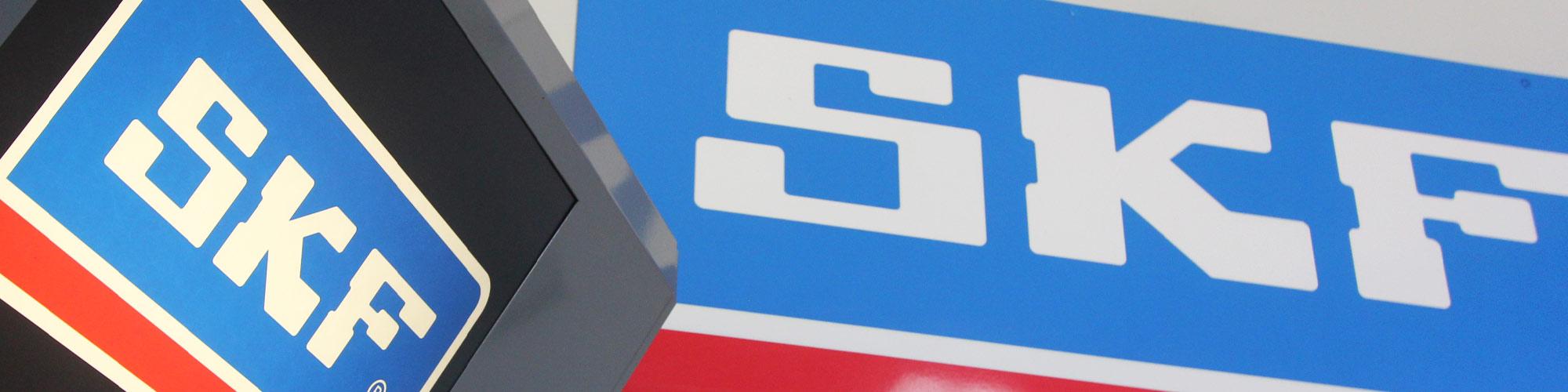 SKF sign